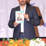 "Book Launch "" CANCER MATI SAHKE CHHE"" written by Dr. Chirag A Shah"